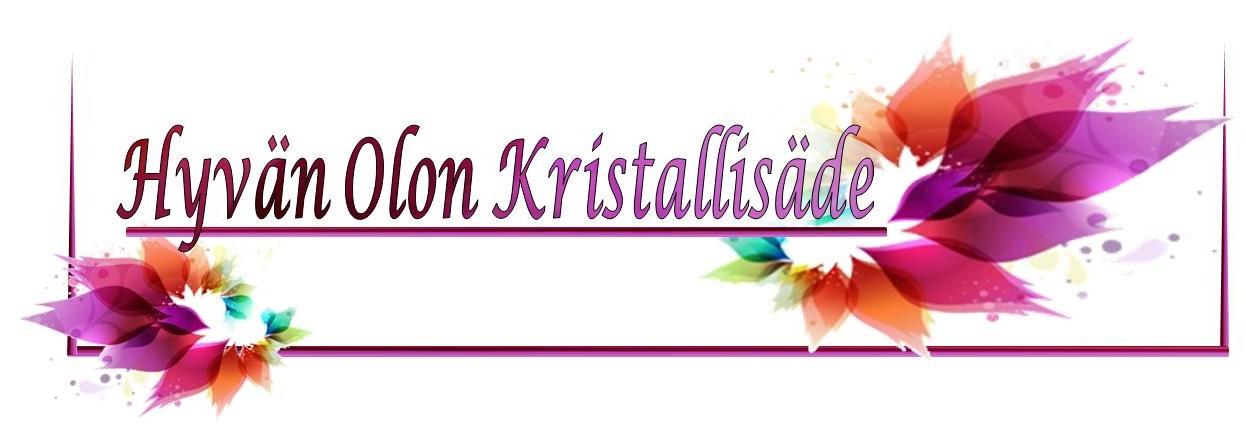 Hyvän Olon Kristallisäde